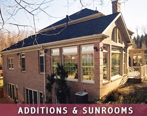 Additions and Sunrooms