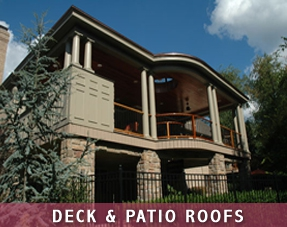 Deck Patio Roofs